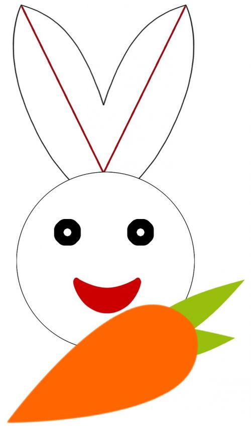 rabbit hare carrot