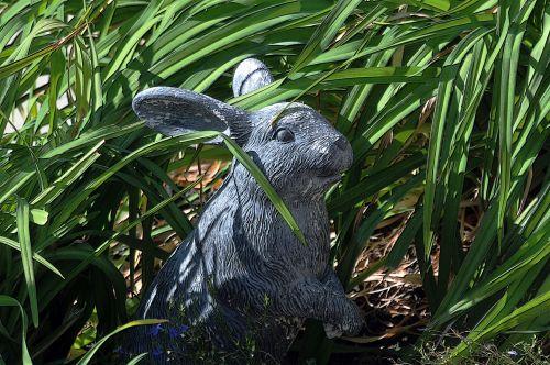 Rabbit Lawn Decoration #2