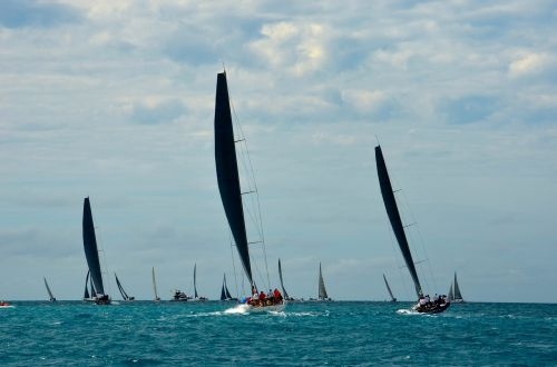 race sailing nautical
