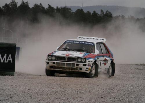 race auto race track