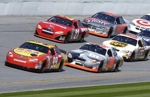 race racing cars