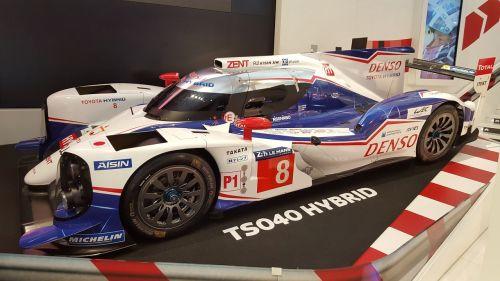 race car paris vehicle