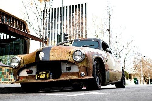 race car  wreck  palo alto