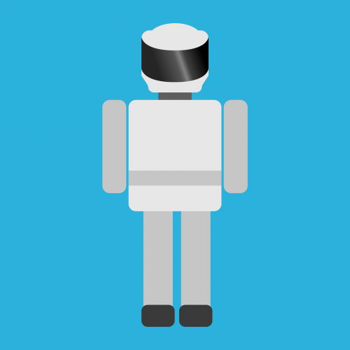 race car driver astronaut helm