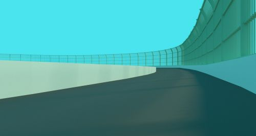 raceway oval track speedway
