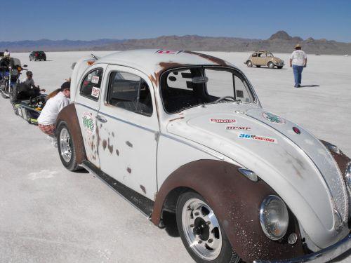 racing speed salt flats