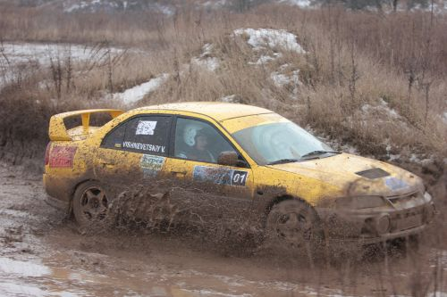 racing road car