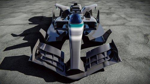 racing  fast  cars