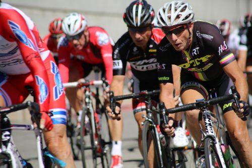 racing bikes bicycle race biker