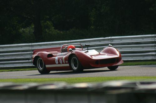 racing car racer track