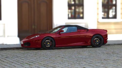 racing car auto sports car
