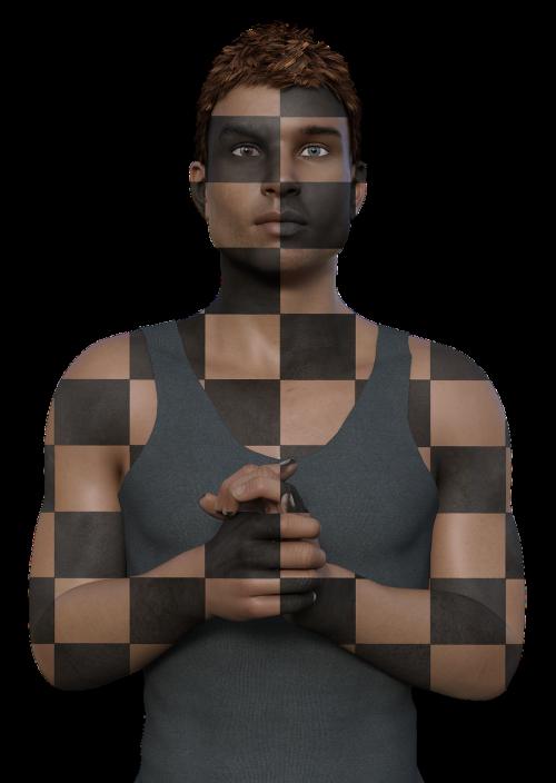 racism skin color discrimination