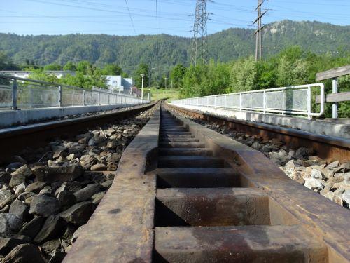 rack rail rail mountain railway