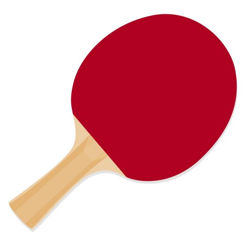 Racket For Playing Table Tennis