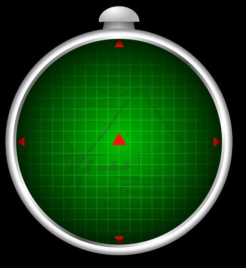 radar game navigation
