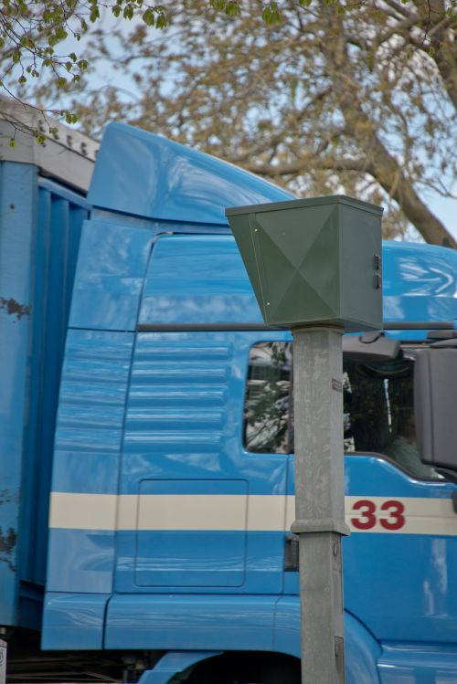 radar speed trap radar device