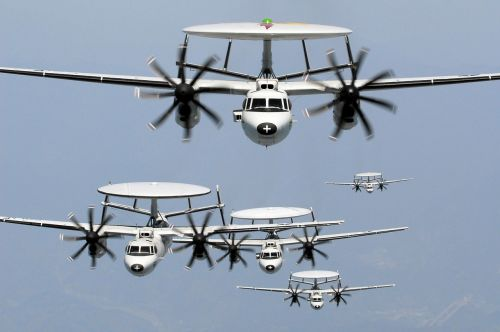 radar aircraft squadron