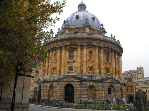 radcliffe science library,oxford,landmark,historic,architecture,attraction