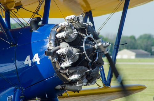 radial engine wwii