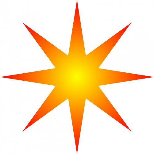 Radial Star 5