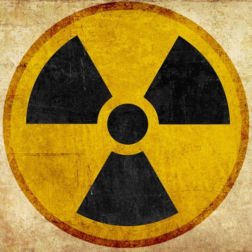 radiation symbol danger