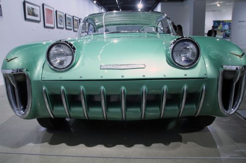 radiator vintage petersen automotive museum