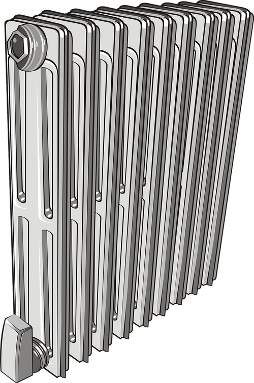 radiator  heating  house