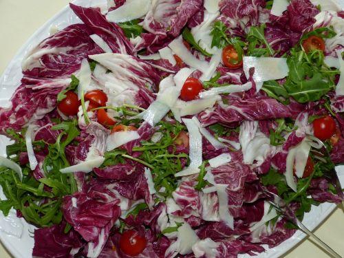radicchio salad restaurant