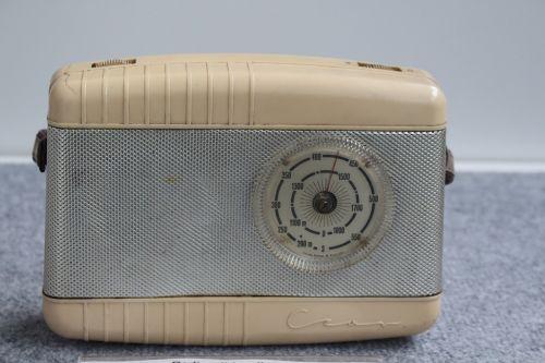 radio the museum old