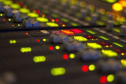 radio mixer audio