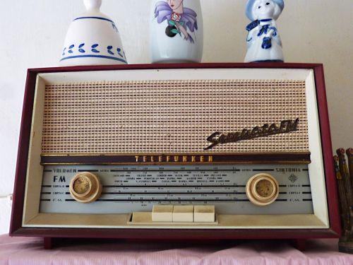 radio old vintage
