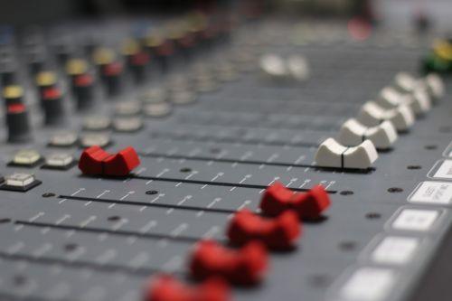 radio fader broadcast