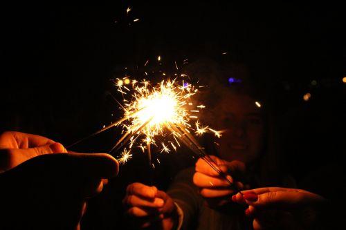 radio sparklers hot
