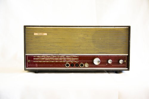 radio  antique  old
