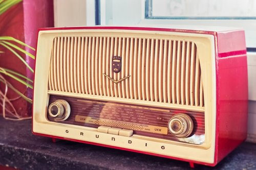radio  vintage  listen