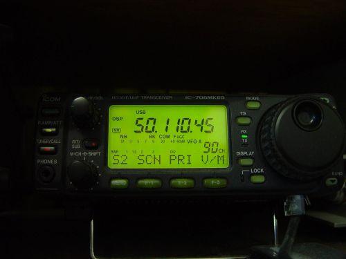 radio transciever uhf