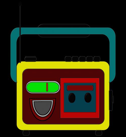 radio tape audio