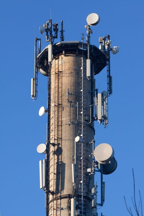 radio mast transmission tower telecommunications