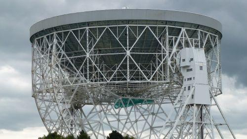 radio telescope jodrell bank manchester