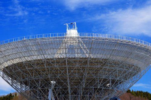 radio telescope effelsberg eifel
