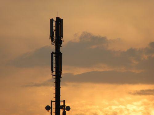 radio tower mobile antenna