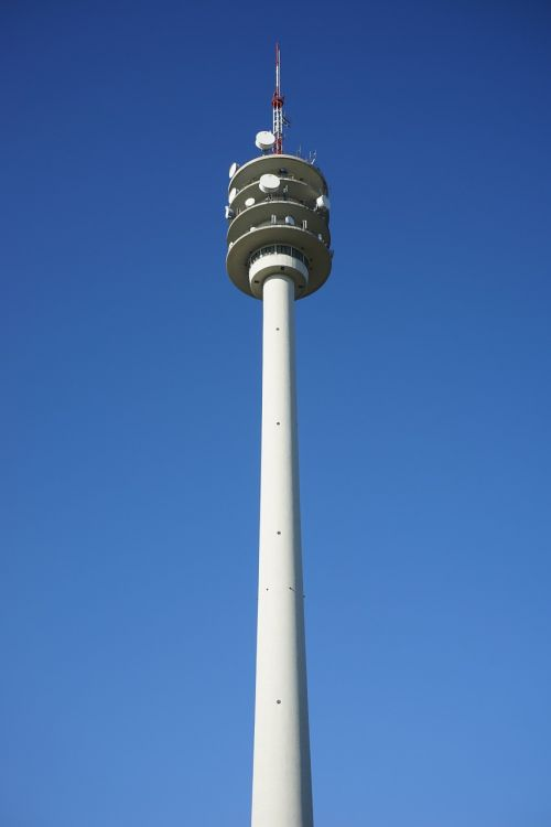 radio tower aufhausen tower