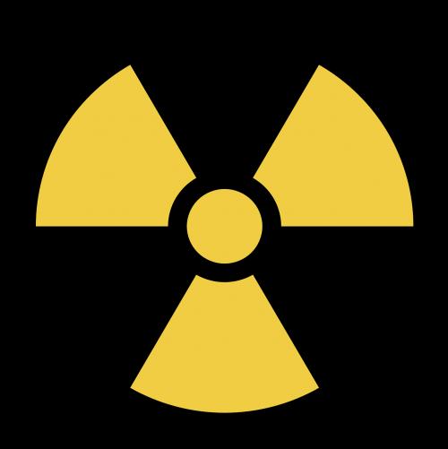 radioactive symbols danger