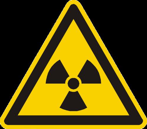 radioactive radiant irradiant