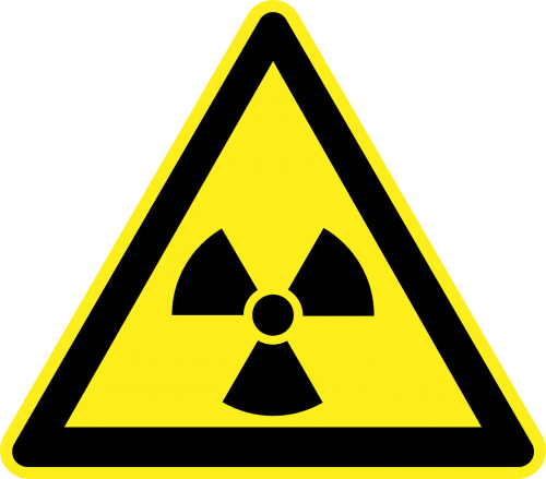 radioactive nuclear radiant