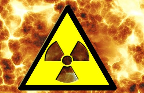 radioactivity nuclear power fire