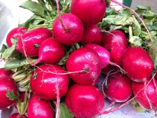radishes food nutrition