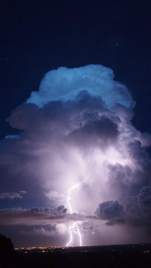 radius  rays  clouds
