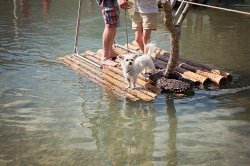 raft water human