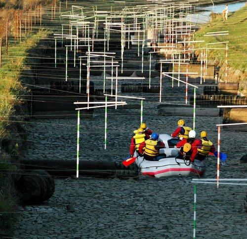 raft  wickets
